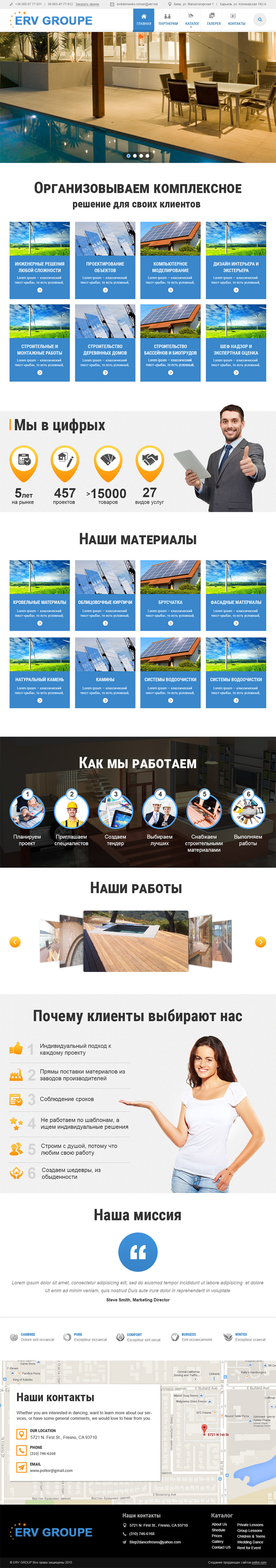 Создать сайт стоимость в москве